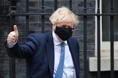"""As with many populists in Europe, the UK's free-spending Boris Johnson appeals to voters who are """"to the left on economic policy, but conservative when it comes to values and identity"""", says analyst Anand Menon"""