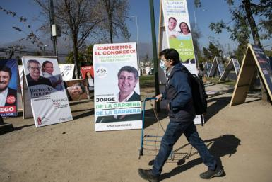 More than 80 percent of Chileans voted in a referendum for a new constitution to be drawn up by a body made up entirely of elected members