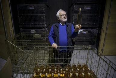 Jean-Louis Croquet says he has gotten dozens of offers to buy his Chateau Thuerry and its 400 hectares of vines.
