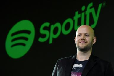 Spotify co-founder Daniel Ek says he had a bid for Arsenal rejected by the club's US owners