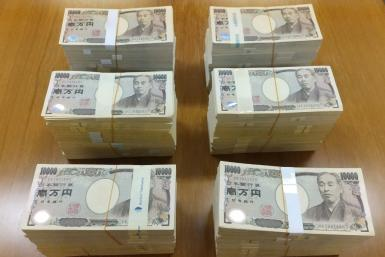An elderly man donated 60 million yen in cash -- his life savings -- to a Japanese city