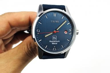Hands-on with the TRIWA Time for Peace 2 Timepiece