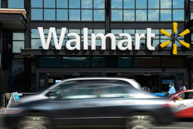 Walmart's sales growth moderated in the most recent quarter, but still topped expectations