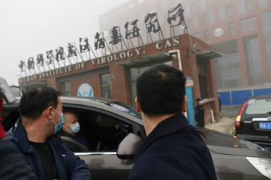 The Wuhan Institute of Virology is at the center of theories that Covid-19 leaked from a lab