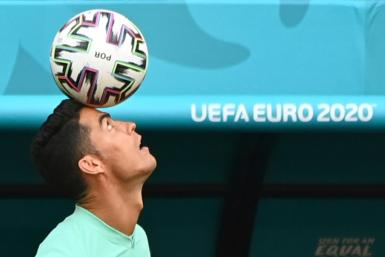 Cristiano Ronaldo and Portugal begin their Euro 2020 title defence against Hungary in Budapest
