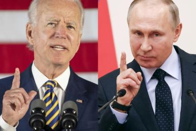 President Joe Biden says he wants to draw 'red lines' for Russia during a summit with Russian President Vladimir Putin