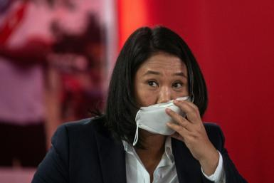 Peruvian right-wing presidential candidate Keiko Fujimori is alleging fraud in an election held June 6