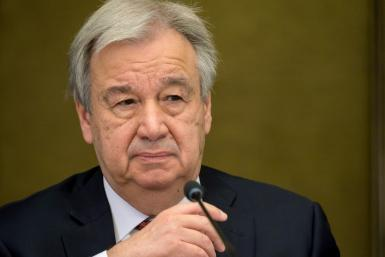 Newly reappointed UN Secretary-General Antonio Guterres had previously served as UN high commissioner for refugees between 2005 and 2015