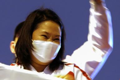 Keiko Fujimori faces an imminent corruption trial if she loses the presidential race