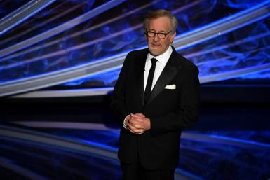 US director Steven Spielberg has since dismissed as false claims that he previously tried to bar Netflix from Oscars competition