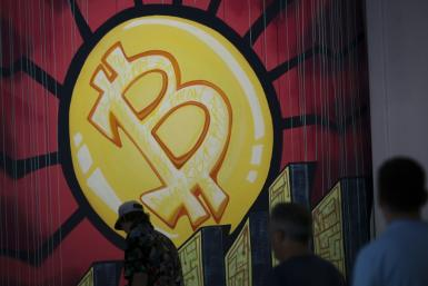 Bitcoin has recovered slightly from Tuesday's brief drop but there are warnings it could tumble back to as low as $20,000