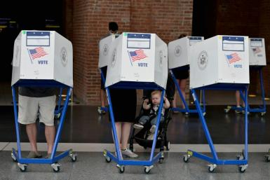 Voting is a constitutional right afforded to all Americans, but access to the ballot box has become a major political flashpoint following Donald Trump's loss in the 2020 election