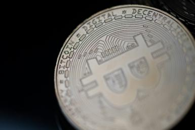 And just like that, the crypto assets vanished