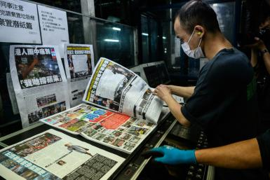 Hong Kong pro-democracy newspaper Apple Daily has been forced to close, ending a 26-year run of taking on China's authoritarian leaders