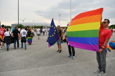 Hungary's LGBTQ law row splashed over into Euro 2020 when UEFA rejected plans by Munich to light up its stadium