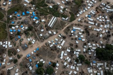 Violence in northern Mozambique has forced hundreds of thousands to flee their homes