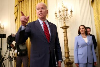Investors have cheered news that Joe Biden and lawmakers from both parties had struck an infrastructure deal worth almost $1 trillion