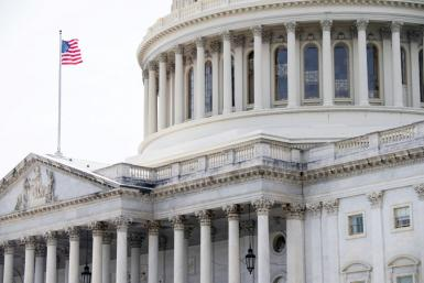 A budget resolution allows the Democrats who narrowly control the Senate to circumvent blocking tactics from Republicans that otherwise require 60 votes to overcome in the 100-seat chamber, rather than a simple majority