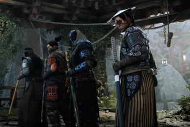 Four different Kyoshin featured in the hero reveal trailer for For Honor