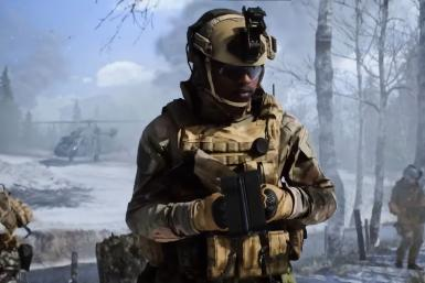 Player models from Battlefield 3 are returning as part of Battlefield 2042's Portal mode