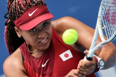 Naomi Osaka is the favourite for the Olympic women's singles title