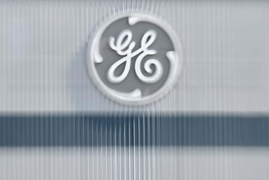 Shares of General Electric rose as it reported higher revenues and orders across its businesses