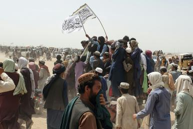 The Taliban seized Spin Boldak, the border crossing with Pakistan, earlier this month