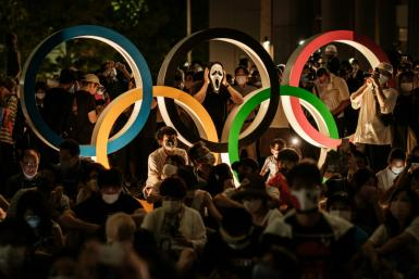 Coronavirus fears dominated the build-up to the Tokyo Olympics