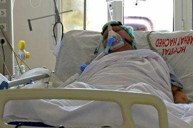 The Covid pandemic has sent cases surging in Tunisia which now has one of the world's highest official per-capita death rates