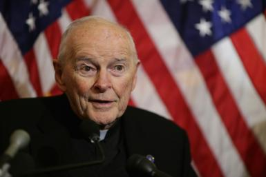 Theodore McCarrick has been charged with three counts of sexual abuse