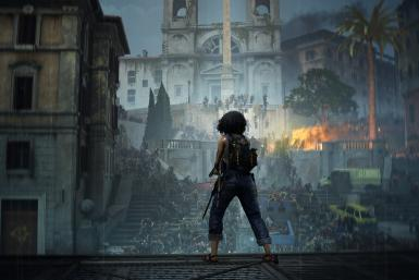 World War Z is an upgraded version of the game that features plenty of new content and improvements
