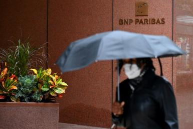 Stormy weather: BNP survived the test, but with a hefty projected loss