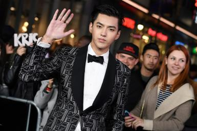 Kris Wu originally shot to fame as a member of the K-pop boyband EXO, before leaving in 2014 to launch a successful solo career