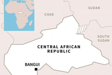 The Central African Republic is the second least-developed country in the world according to the UN and is still suffering from the aftermath of a brutal civil conflict that erupted in 2013