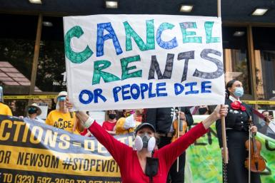 Millions are faced with possible eviction as a US moratorium lapses