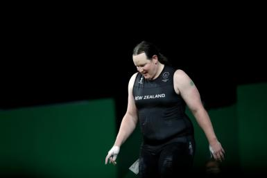 New Zealand's Laurel Hubbard transitioned to a woman in her 30s