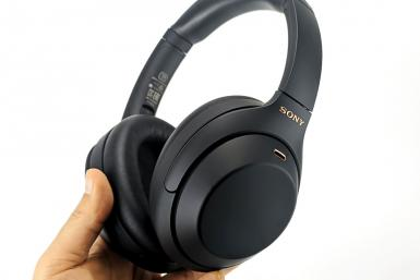 Hands-on with the Sony WH-1000XM4