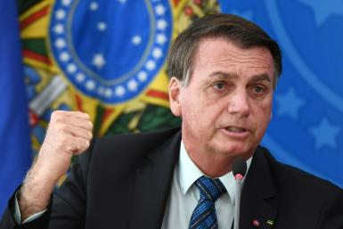 Some Brazilians believe President Jair Bolsonaro could try to use fraud claims to undermine next year's election if he loses