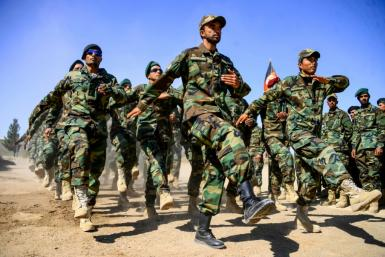 The United States has poured tens of billions of dollars into Afghanistan's defence force