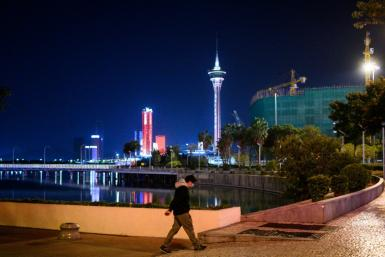 Gambling hub Macau has kept infections low by closing itself off from the rest of the world for much of the pandemic