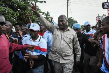 Chadema party chairman Freeman Mbowe has been charged with terrorism financing and conspiracy