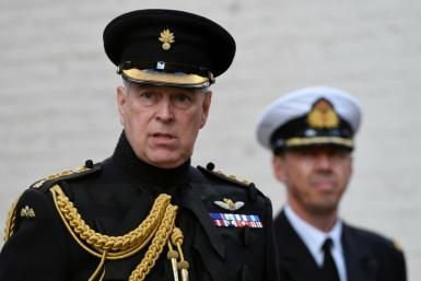 Prince Andrew has vehemently denied claims he had sex with Virginia Giuffre, and said he has no recollection of meeting her