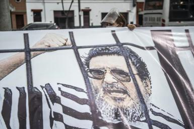 Abimael Guzman, the founder of the brutal Shining Path guerrilla group who spread terror across Peru in the 1980s and 1990s, died on Saturday in a military prison, aged 86