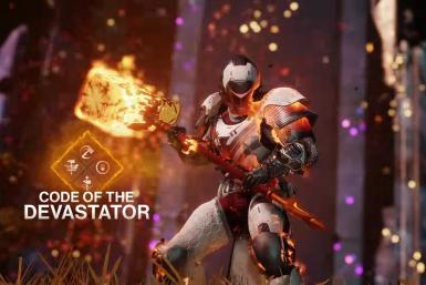 Destiny 2 Forsaken introduced the Devastator Titans, equipped with great mauls and throwing hammers