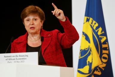 IMF Managing Director Kristalina Georgieva disagreed with an investigation showing she pushed for changes to a World Bank report to favor China
