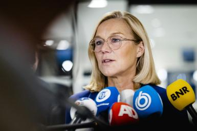Kaag's resignation comes a day after Britain's Dominic Raab was demoted from his position as foreign minister over the way he dealt with the situation in Afghanistan