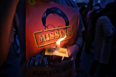 The UN says there have been more than 80 forced disappearances involving Thais since 1980