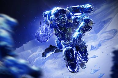 Destiny 2 Beyond Light introduced the Behemoth, the first Stasis for the Titan