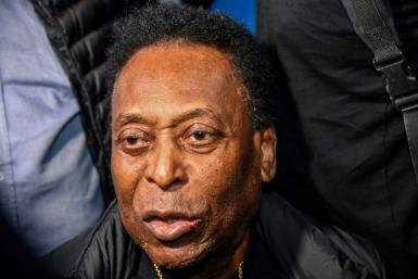 """Pele's daughter said on Instagram he is """"recovering well,"""" despite being back in ICU after surgery"""