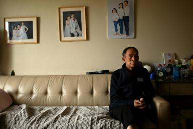 Chen Shaohua is among the approximately 10 million people who have been diagnosed with Alzheimer's Disease in China